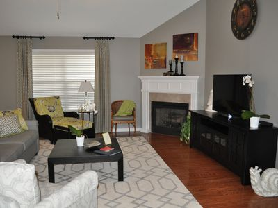 Photo for 2 King & 1 Queen BRs-Only 1.5 Mile to campus-Remodeled 2nd Home-Quiet & Clean