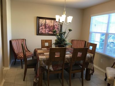Photo for Spaceous* 5 bd 3.5 bth Home - 2 miles from Lackland Airforce Base