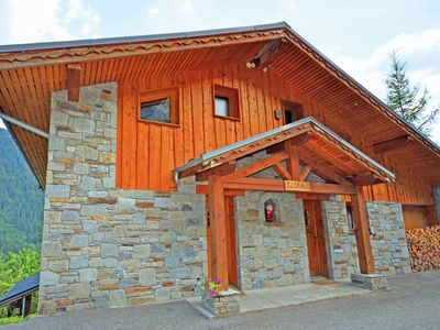 Photo for luxury chalet ideally located and spectacular views