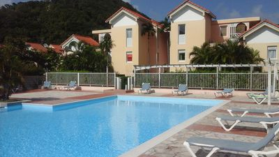 Photo for KAITIMOUN T2 furnished, air conditioned, swimming pool, in private residence.