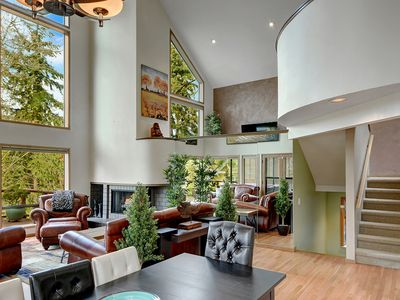 Photo for Stunning Madison Park Manor in the Heart of Seattle, Close to the Beach, Arboretum, Downtown! Relax & Enjoy!