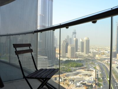 Photo for STUDIO  BURJ KHALIFA VIEW 73483