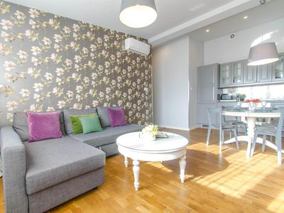 Photo for Krupnicza 11 apartment in Stare Miasto with WiFi, air conditioning & lift.