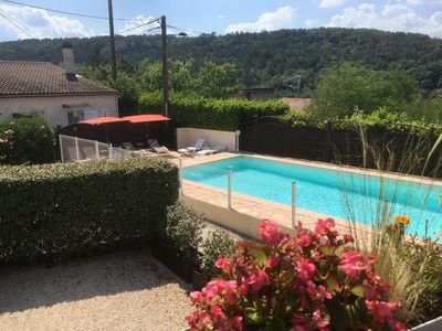 Photo for GITE CADES-MAS OF OLD OAK-WITH POOL IN PEACE