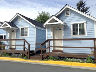 4 Cottages, downtown. Rent all 4 for a discount!