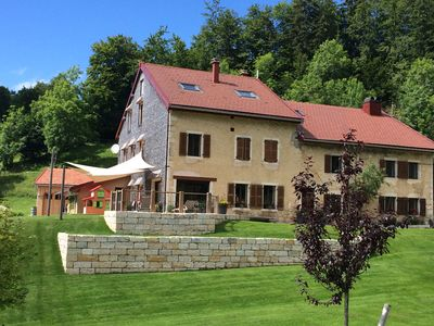 Photo for Holiday rental Haut-Jura 6 to 8 people