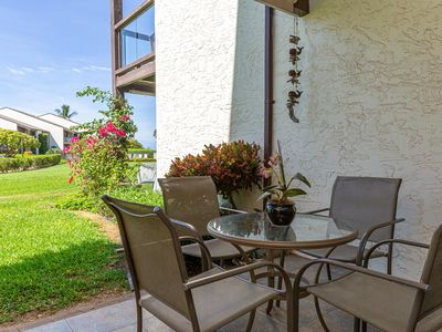 Photo for #117 first floor condo, easy access to best beach on Maui!