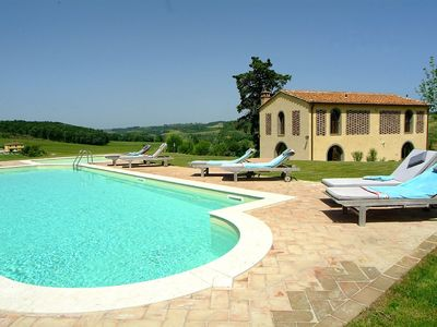 Photo for Villa Toscanella - 4 Bedrooms, 4 Bathrooms, Private pool, sleeps 8