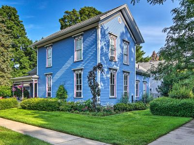 Photo for 'Pentwater Blue' Cottage 4 Blocks from Beach!