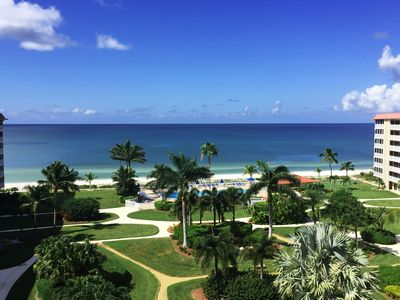 Photo for Top Floor Ocean Front Paradise in Bonita Beach Club