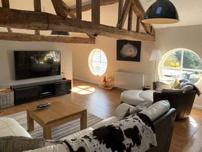 Photo for Old school house Barn Apartment