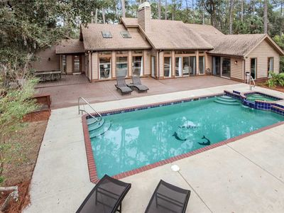 Photo for Completely updated home in Shipyard Plantation!!