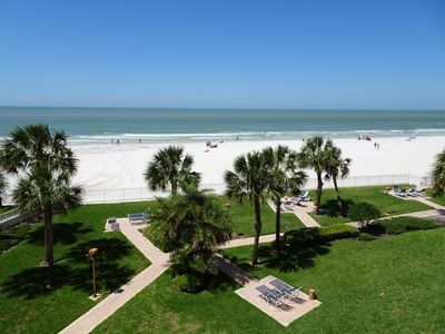 """Photo for Gulf Front Condo """"The View"""" With Resort Atmosphere At Redington Towers"""