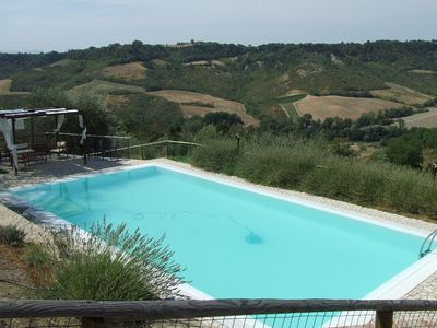 Photo for the hill dell'artilla, an oasis of peace to relax and rejuvenate