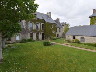 Photo for Manoir du Scluz, sleeps 8
