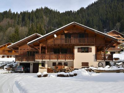 Photo for Beautiful chalet near nordic skiing pistes