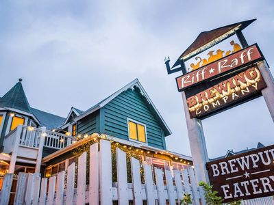 Photo for Got Beer? 1-BR Sleeps Four Above Riff Raff Brewing's Historic Downtown Brewpub
