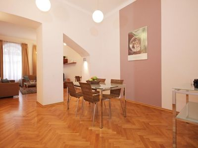 Photo for In the center of Prague with Internet, Air conditioning, Lift, Parking (646431)