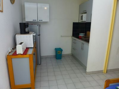 Photo for Apartment 971 m from the center of La Grande-Motte with Parking, Internet, Terrace (95689)