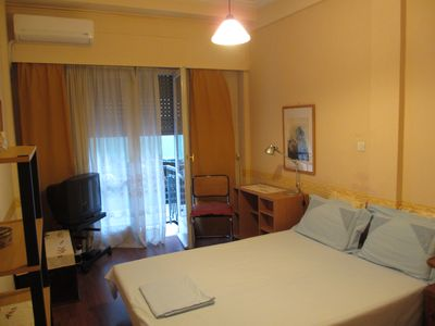 Photo for Cozy apartment, Wi-Fi, in Athens