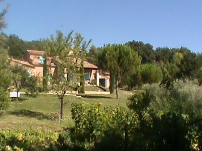 Photo for B & B in exceptional setting for two Mont Ventoux