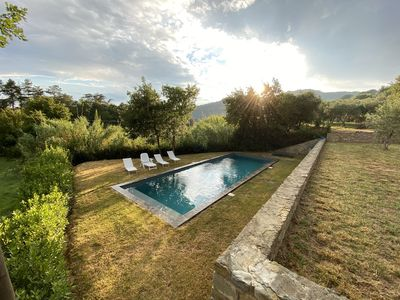 Photo for Entire Tuscan Villa with Private Pool