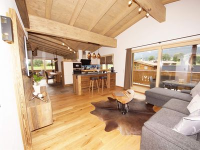 Photo for Penthouse Capricorn, 3 bedrooms, barrier-free - Kaiserappartements Marie