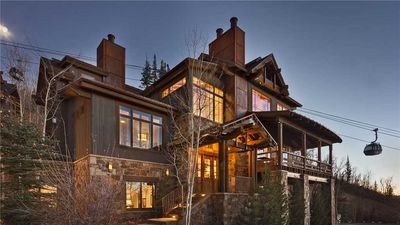 Photo for The Ledges South: Luxurious Home Perched above Steamboat