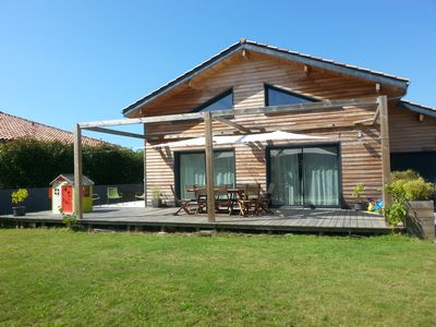 Photo for 3BR House Vacation Rental in Messanges, Nouvelle-Aquitaine