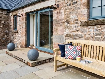 Photo for THE BARN AT REEDSFORD - near Wooler, sleeps 2 in 1 bedroom