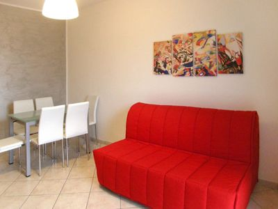 Photo for 2 bedroom Apartment, sleeps 7 in Caleri with Air Con and WiFi