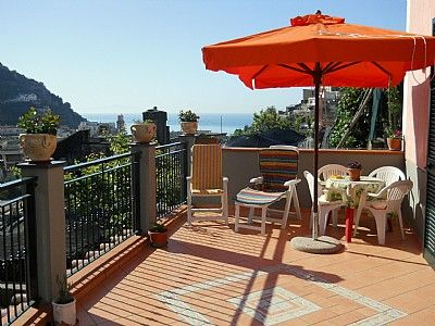 Photo for 2 bedroom Apartment, sleeps 4 in Minori with Air Con