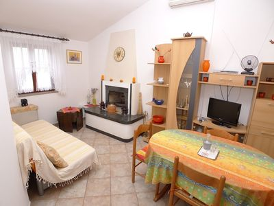 Photo for Apartment in the center of Premantura with Air conditioning, Parking, Terrace (668119)