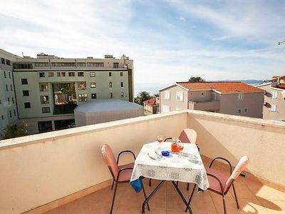 Photo for Holiday apartment Makarska for 1 - 2 persons - Holiday apartment