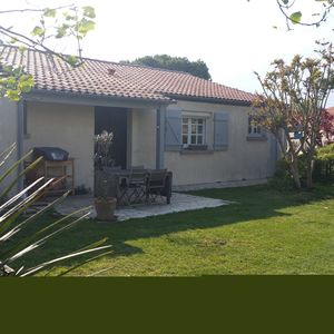 Photo for Quiet house in Angoulins with garden - Seaside and near La Rochelle