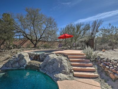 Photo for NEW! Bright Tucson Home w/Patio, Pool & Mtn Views!