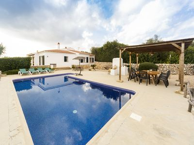 Photo for Charming cottage in Sant Luis