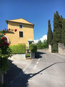 """Photo for """"Valpolicella Art Suite"""" is a charming residence with views to Verona and Garda"""