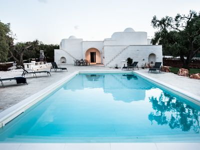 Photo for Trulli moonlight Ostuni