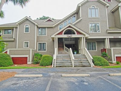 Photo for Beautiful 2 BR Villa! Neighborhood Pool! Amenity Cards Included! Close to Beach!