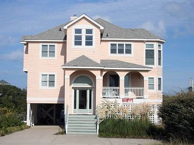 Photo for #402: OCEANSIDE Home in Corolla w/PrivatePool & HotTub