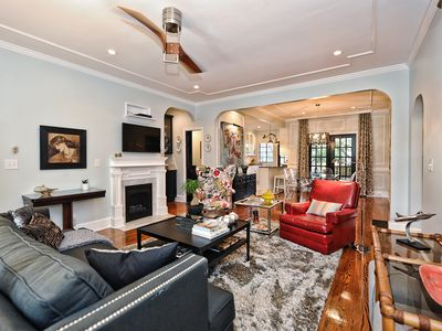 Photo for Exquisite Luxury in the Heart of Myers Park-1 mile to Uptown Charlotte
