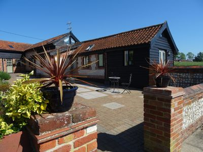 Photo for Fabulous 1 bed character barn conversion ideal for a romatic getaway
