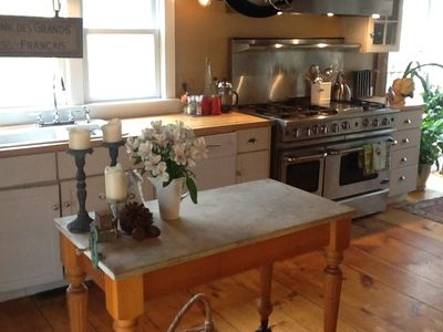 Photo for Beautiful, Private Home, Walk To Ponds, Miles Of Trails, Lush Gardens
