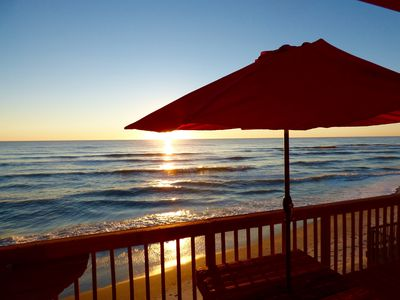 Photo for Sophie's Beach House: Spacious Gulf-Front Cottage Perfect for Family Vacation!