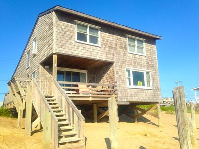 Photo for Oceanfront, 3 bed/2 bath, Pet Friendly, Linens Included, WiFi,