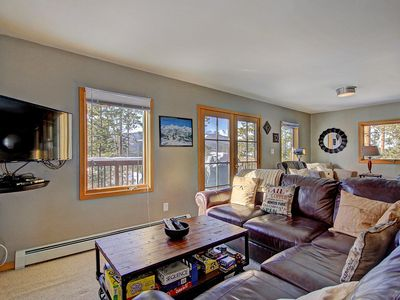 Photo for North Breckenridge, Views, 5 Queen Bedrooms - Bearing Tree Lodge by SkyRun