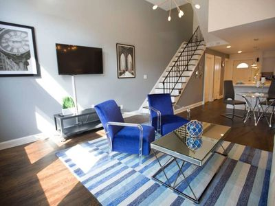 Photo for SPACIOUS 4 BR/2.5 BA TOWNHOME- MINUTES TO NYC!
