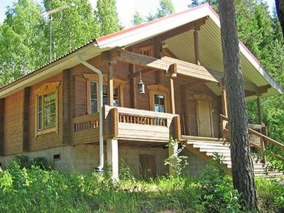 Photo for Vacation home Puolukka in Lohja - 4 persons, 1 bedrooms