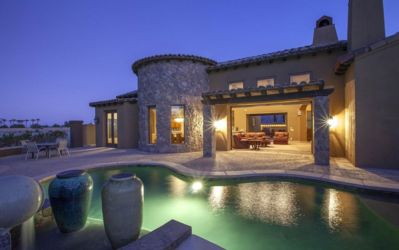 Photo for Highly upgraded custom home reminiscent of an Italian villa
